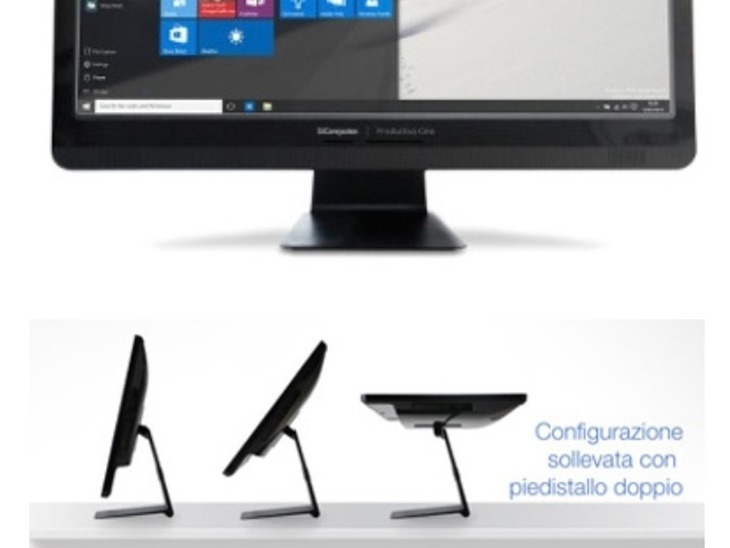 Computer All in One, ideale per le aziende